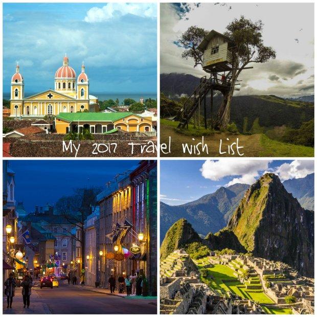 2017-travel-wish-list