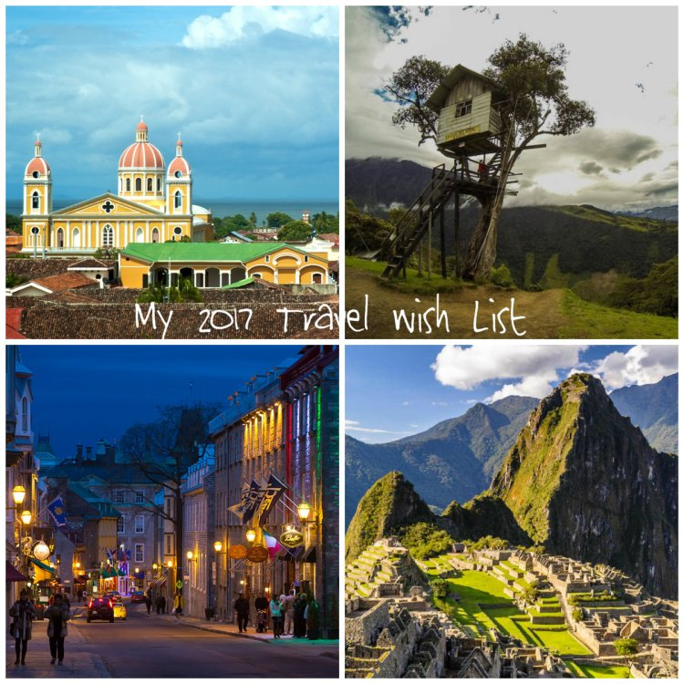 2017-travel-wish-list